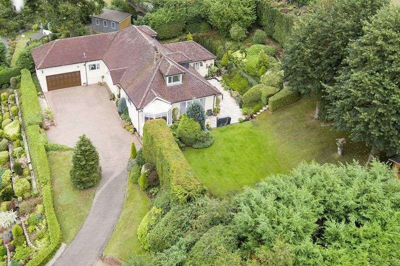 5 Bedrooms Detached House for sale in Ware, Hertfordshire