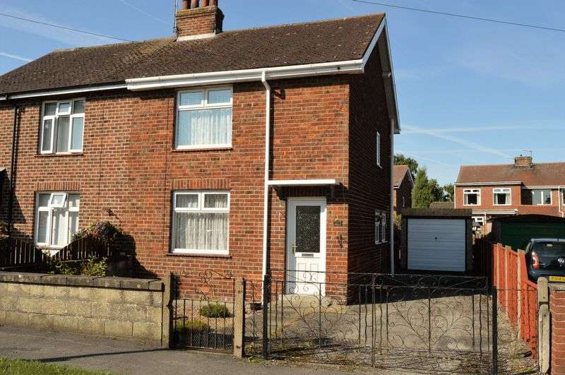 3 Bedrooms Semi Detached House for sale in Elm Way, Brigg, Brigg