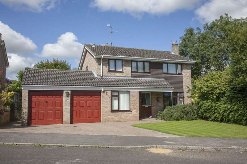 4 Bedrooms Detached House for sale in Lea View, Stamford, Rutland, PE9