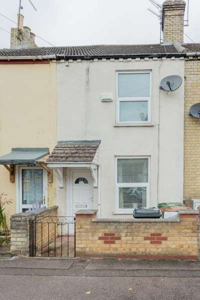 2 Bedrooms Terraced House for sale in St. Pauls Road, Peterborough, Cambridgeshire, PE1