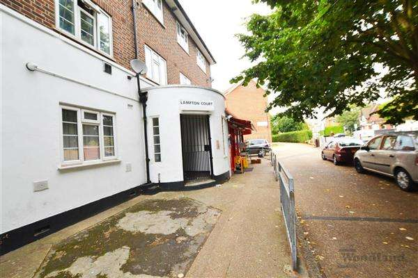 2 Bedrooms Apartment Flat for sale in Lampton Road