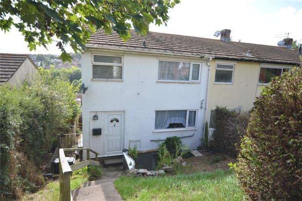 3 Bedrooms End Of Terrace House for sale in Dunning Walk, Teignmouth, Devon