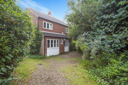 4 Bedrooms Detached House for sale in Briston, Melton Constable, Norfolk