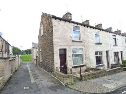 3 Bedrooms End Of Terrace House for sale in St. Johns Road, Burnley, Lancashire