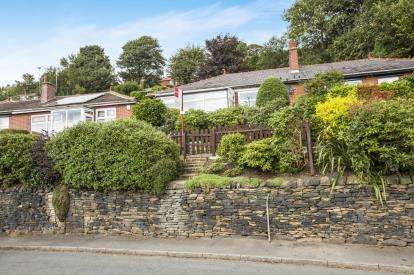 2 Bedrooms Bungalow for sale in Hollins Lane, Sowerby Bridge, West Yorkshire, Halifax