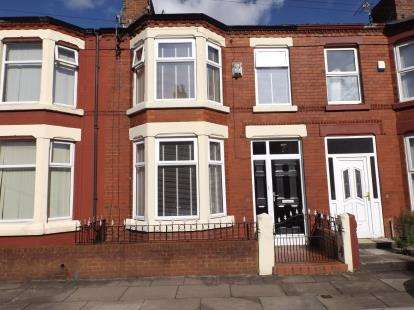 3 Bedrooms Terraced House for sale in Tynville Road, Aintree, Liverpool, Merseyside, L9