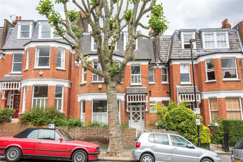 6 Bedrooms Terraced House for sale in Stapleton Hall Road, Stroud Green, London, N4