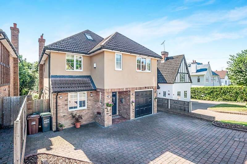 5 Bedrooms Detached House for sale in Abbots Road, Abbots Langley, WD5