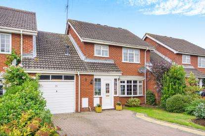4 Bedrooms Link Detached House for sale in Cumbria Close, Thornbury, Bristol, South Gloucestershire