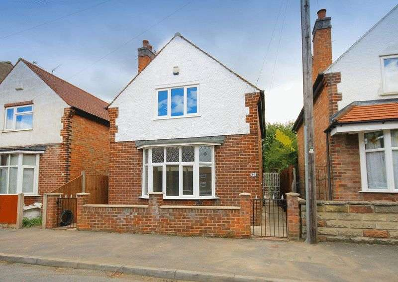 3 Bedrooms Detached House for sale in Haig Street, Derby