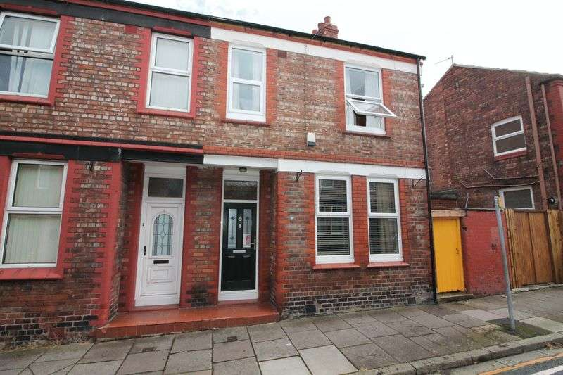 4 Bedrooms Terraced House for sale in Lees Avenue, Rock Ferry