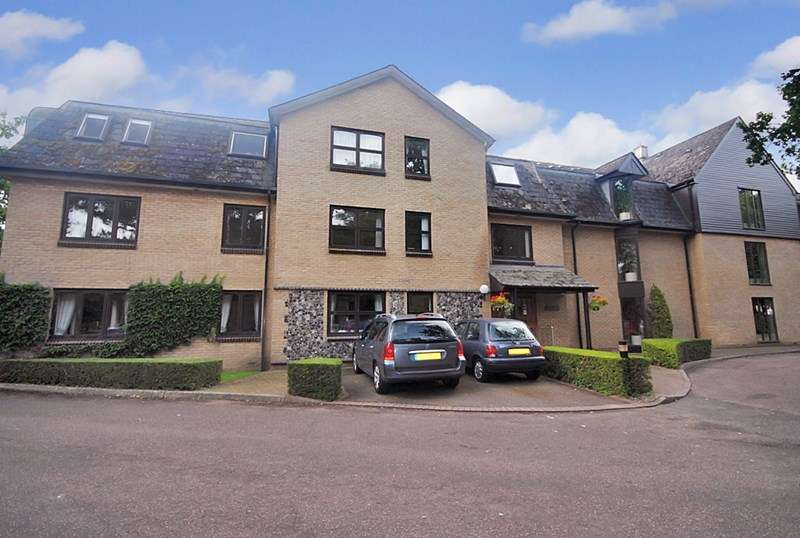 2 Bedrooms Retirement Property for sale in The Maltings (Brandon), Brandon, IP27 0BL