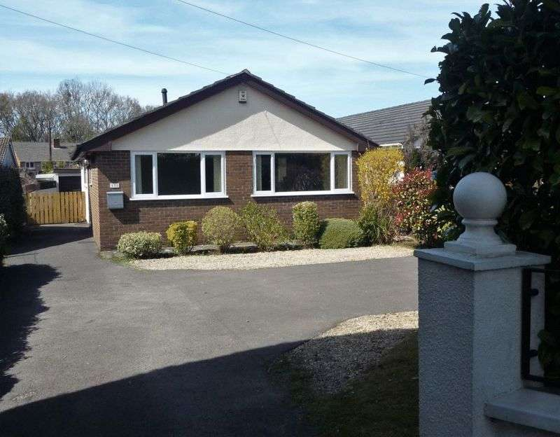3 Bedrooms Detached Bungalow for sale in Badminton Road, Coalpit Heath
