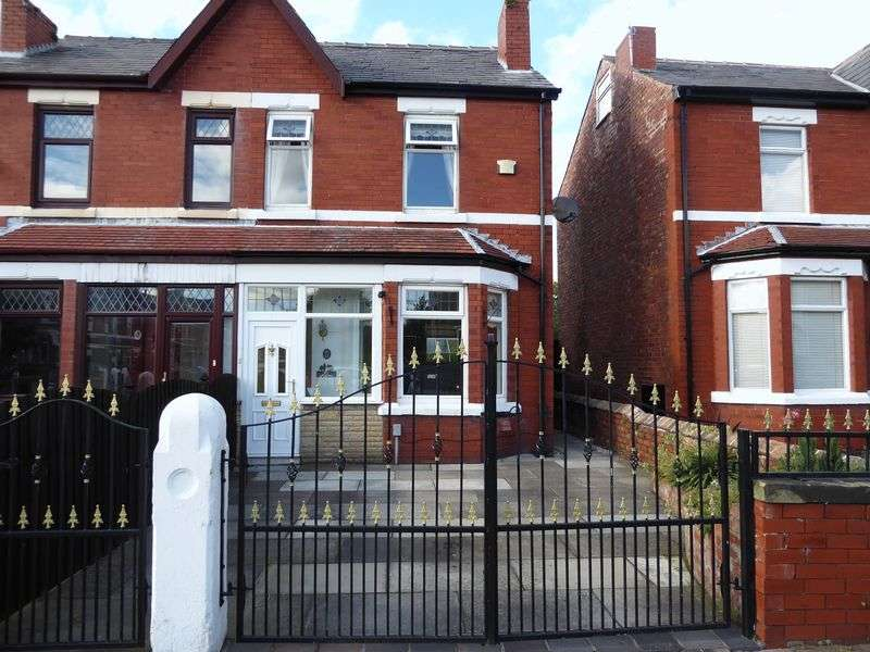 2 Bedrooms Semi Detached House for sale in Pitt Street, Southport
