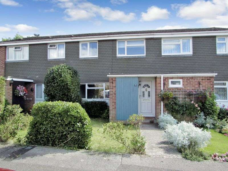 3 Bedrooms Terraced House for sale in Masefield Road, Thatcham