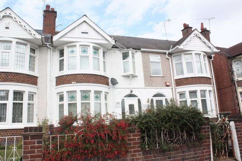 3 Bedrooms Terraced House for sale in Dane Road, Coventry