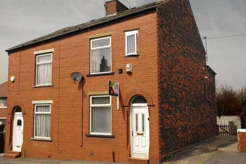 3 Bedrooms Semi Detached House for sale in 371 Middleton Road, Royton