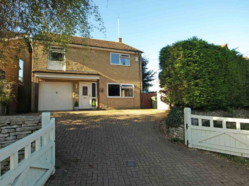 5 Bedrooms Detached House for sale in Bainton Road, Bucknell