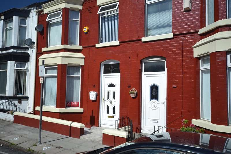 3 Bedrooms Terraced House for sale in Clovelly Road, Anfield, Liverpool