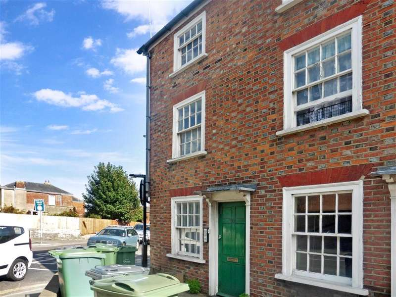 1 Bedroom Apartment Flat for sale in Carisbrooke Road, Newport, Isle of Wight