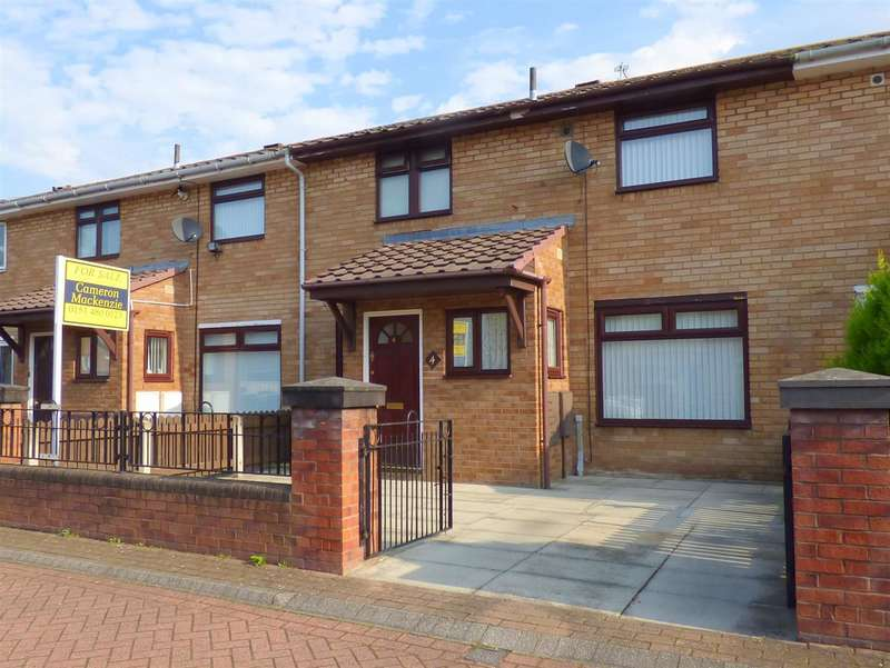 3 Bedrooms Terraced House for sale in Barnstream Close, Naylorsfield, Liverpool
