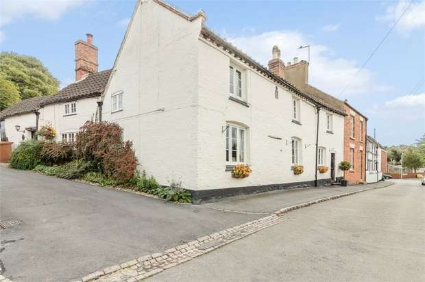 4 Bedrooms Semi Detached House for sale in Church Lane, Frisby on the Wreake, Melton Mowbray, Leicestershire