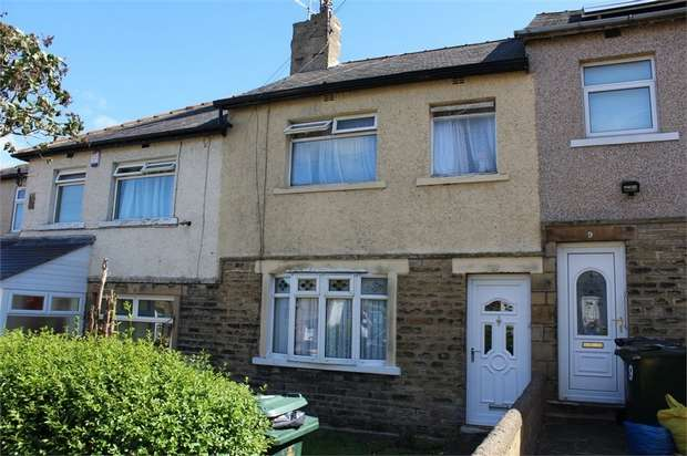 3 Bedrooms Terraced House for sale in Haycliffe Road, Bradford, West Yorkshire
