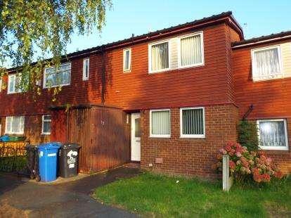 3 Bedrooms House for sale in Redruth Close, Brookvale, Runcorn, Cheshire, WA7