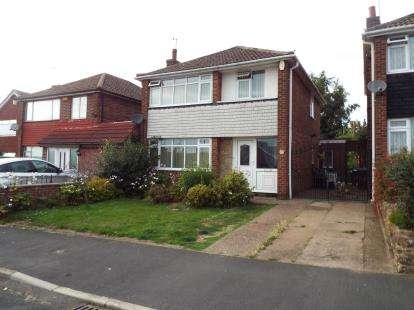 4 Bedrooms Detached House for sale in Bracadale Road, Nottingham, Nottinghamshire