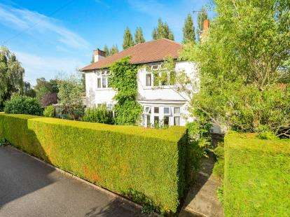 3 Bedrooms Detached House for sale in Cow Lane, Bramcote, Nottingham, .
