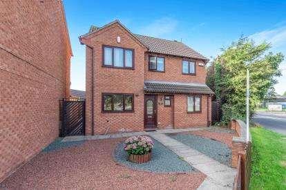 4 Bedrooms Detached House for sale in Grampian Way, Stenson Fields, Derby, Derbyshire