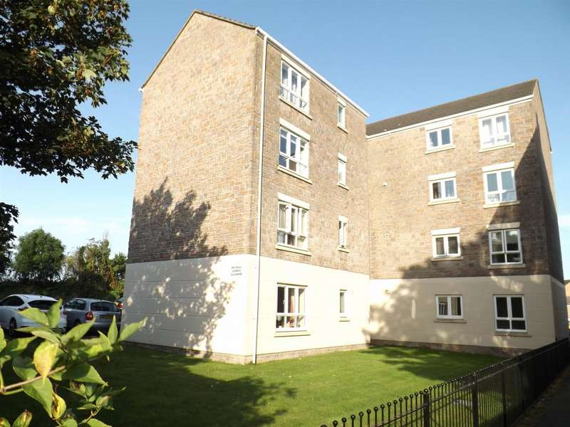 2 Bedrooms Apartment Flat for sale in Barlow Gardens, Beacon Park, Plymouth