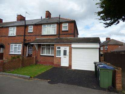 2 Bedrooms End Of Terrace House for sale in Britannia Road, Rowley Regis, West Midlands