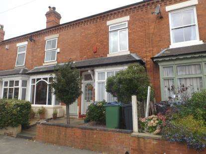 3 Bedrooms Terraced House for sale in Bishopton Road, Bearwood, Birmingham, West Midlands