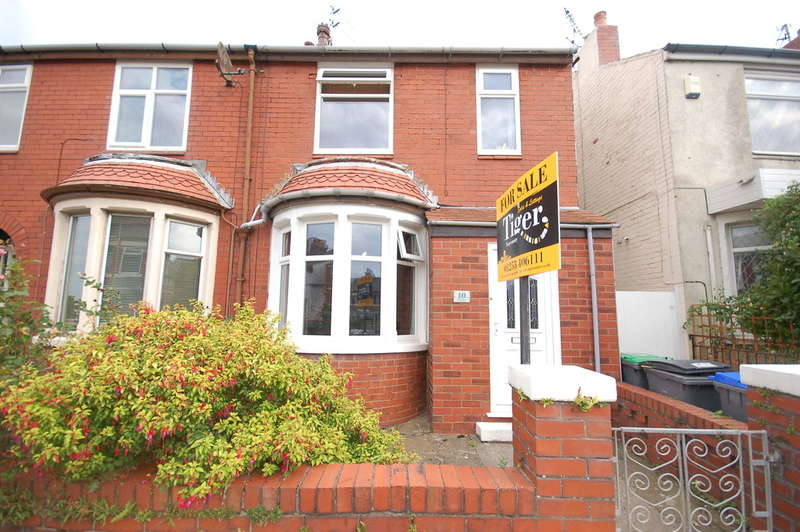 3 Bedrooms End Of Terrace House for sale in Fir Grove, Blackpool
