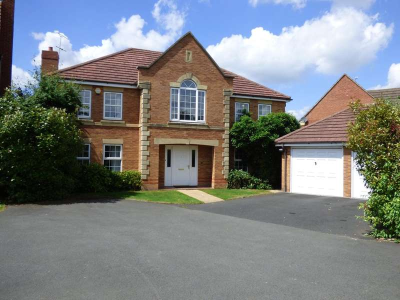5 Bedrooms Detached House for sale in Othello Avenue, Heathcote