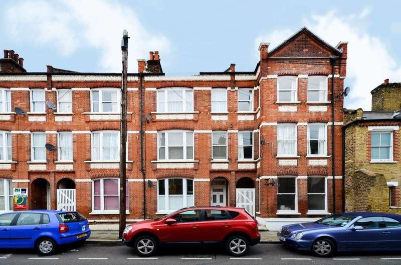 2 Bedrooms Maisonette Flat for sale in Burlington Road, Fulham, SW6