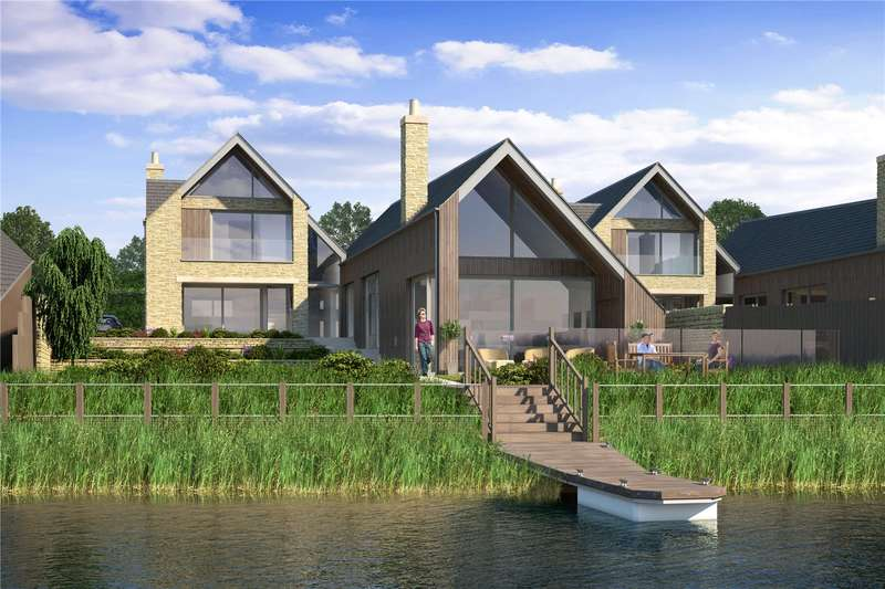 5 Bedrooms Detached House for sale in Elements, Cerney On The Water, South Cerney, Cirencester, GL7