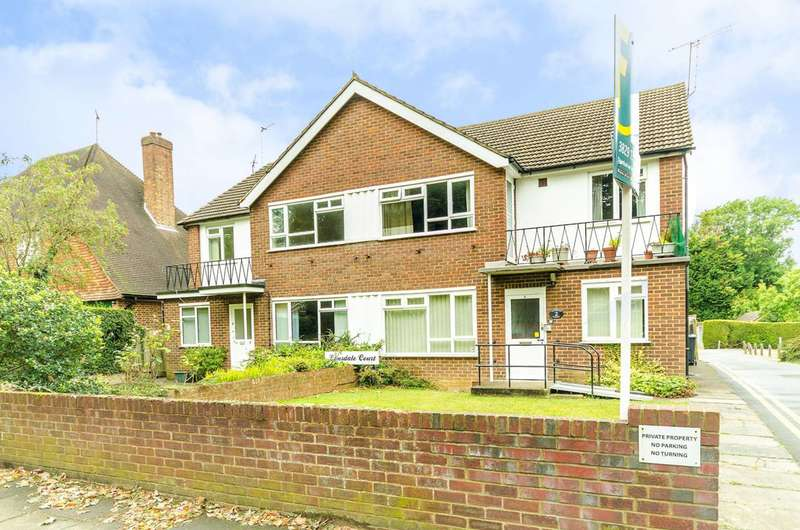 2 Bedrooms Flat for sale in Lovelace Road, Surbiton, KT6