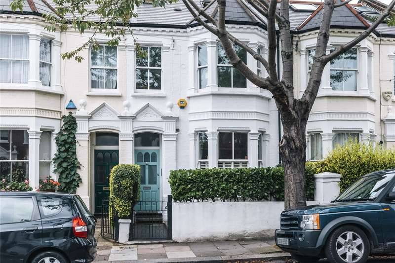 2 Bedrooms Flat for sale in Rudloe Road, London, SW12
