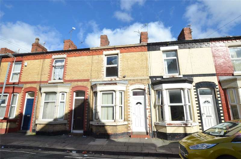 2 Bedrooms Terraced House for sale in Webster Road, Liverpool, Merseyside, L7