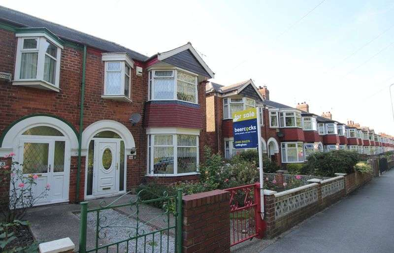 3 Bedrooms Terraced House for sale in Kenilworth Avenue, Hull