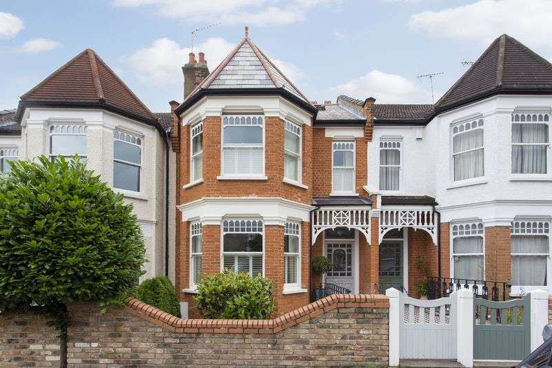 4 Bedrooms Terraced House for sale in Rosebery Road, Muswell Hill, N10