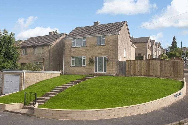 4 Bedrooms Detached House for sale in 74 Leighton Road, Bath, BA1 4NG