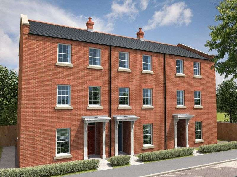 3 Bedrooms Terraced House for sale in Meadow Way, Spalding