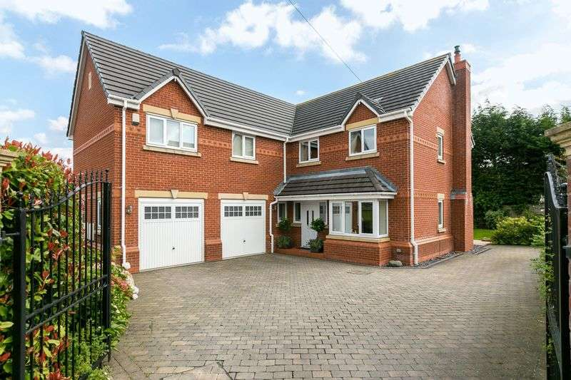 5 Bedrooms Detached House for sale in Mossy Lea Road, Wrightington, WN6 9RN