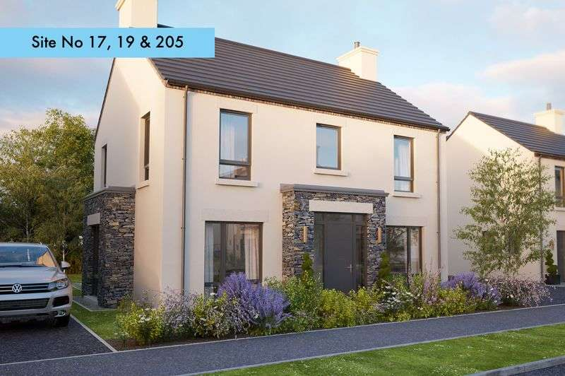 4 Bedrooms Detached House for sale in The Lewis Longridge at the Hollows, Lurgan