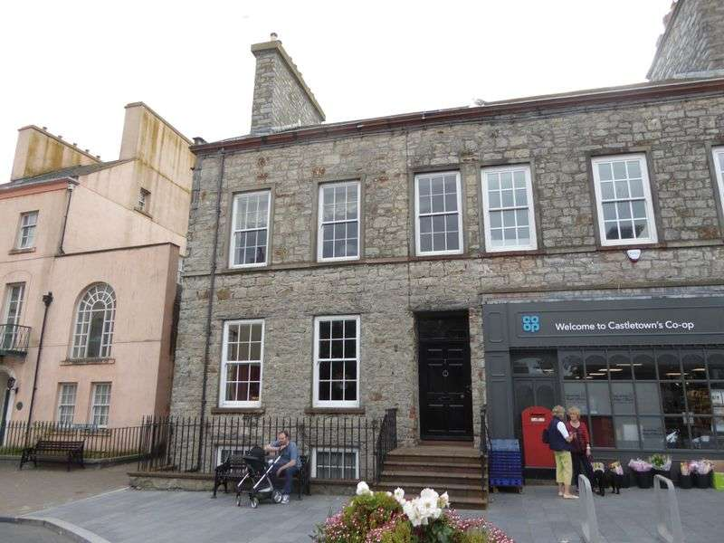 4 Bedrooms Terraced House for sale in The Parade, Castletown