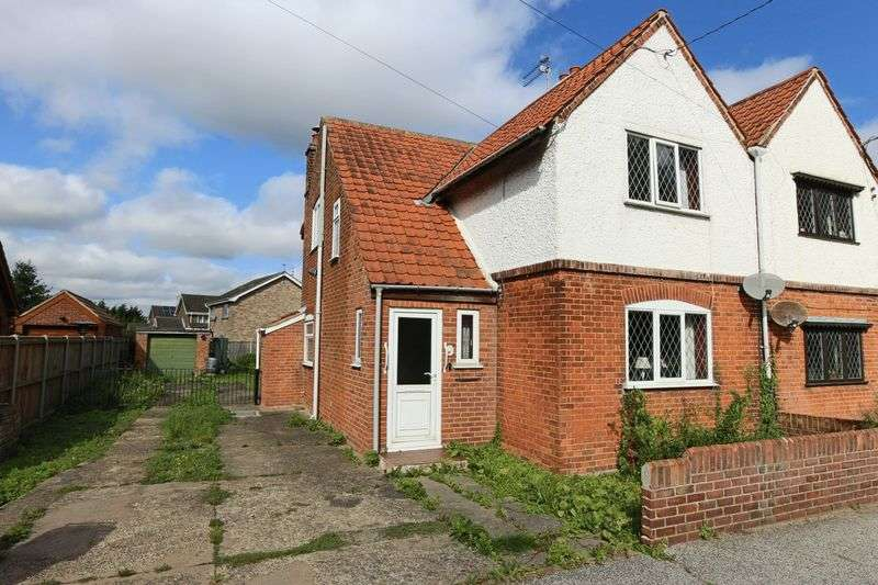 3 Bedrooms House for sale in Oulton Street, Lowestoft