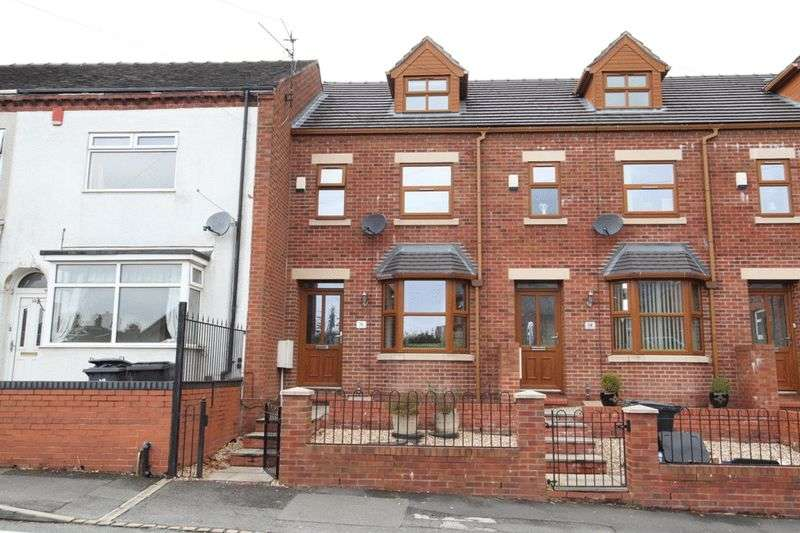 3 Bedrooms Terraced House for sale in Lawson Terrace, Porthill